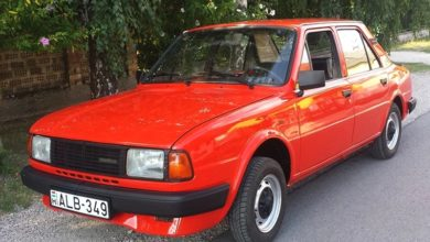 Photo of Skoda 120L – családtag