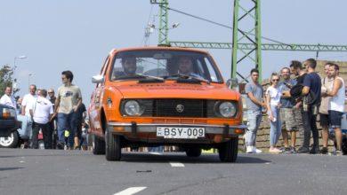 Photo of Riport a III. RetróVasak Találkozóról és a Škoda-kalandról