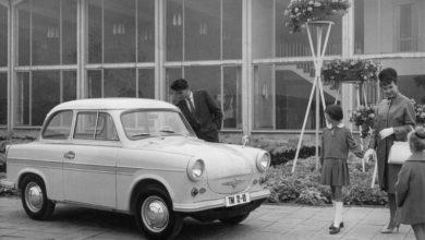 Photo of 60 éves a Trabant