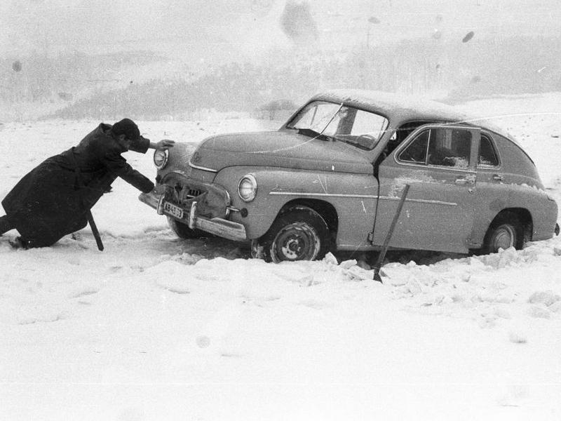 Téli közlekedés