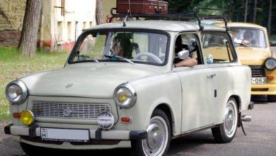 """Photo of """"Egyszerű, valódi érték"""" – egy kombi Trabant története"""