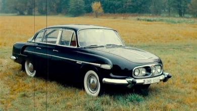 Photo of Tatra 2-603 – kortalan legenda