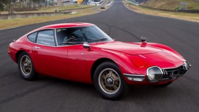 Photo of Toyota 2000 GT