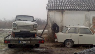 Photo of A csirketelepi Trabant kalandos költöztetése
