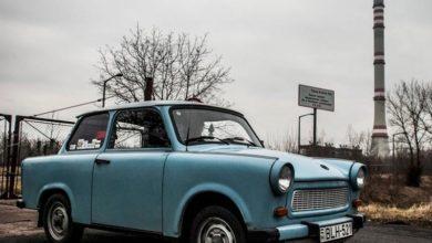 Photo of Keleti Blog – Trabant 601