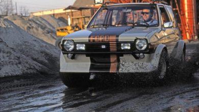 Photo of 40 éves a Ford Fiesta Tuareg tanulmány