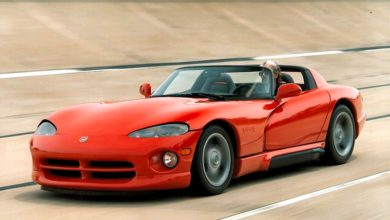 Photo of Dodge Viper – a legendás vörös vipera