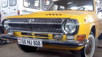 Photo of Volga 24-01 Taxi