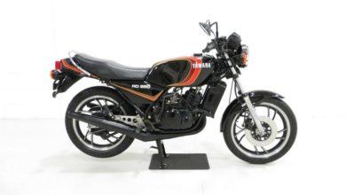 Yamaha RD250LC