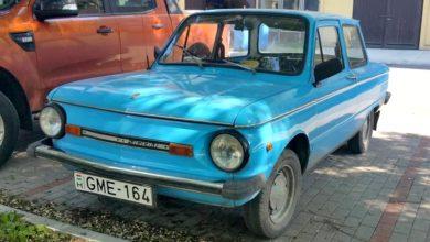 Photo of Zaporozsec 968 M