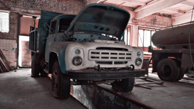 Photo of Egy elhagyatott műhely titkai